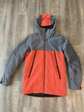 Quiksilver Snowboard Jacket Mens Small Waterproof