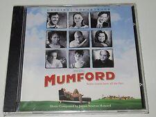JAMES NEWTON HOWARD/MUMFORD - ORIG. SOUNDTRACK(HOLLYWOOD HR-62243-2) CD ALBUM