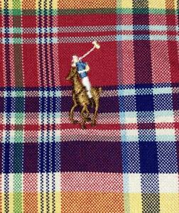 Polo Ralph Lauren Men's Multiple Color Plaid L/S B/F Shirt Sz 4XLT Tall Classic