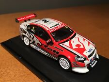 Classic Carlectables 64158 2009 Holden Racing Team VE Commodore - Garth Tander