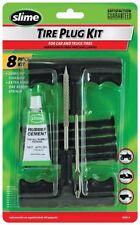 New Slime 1034-A 8 Piece Tire Repair Plug Kit & Tool Sale 9971920