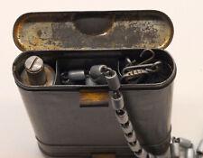 New listing Original German Wwii German K-98 Cleaning Kit 8mm