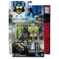 2016 Hasbro Transformers Generations Titans Return Deluxe Class Furos & Hardhead