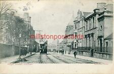 PRINTED POSTCARD OF THE HIGH STREET, LOCHEE, (DUNDEE), ANGUS, SCOTLAND VALENTINE
