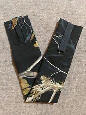 Horse Tail Bag- Black Camo