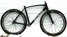 2015 Specialized Allez SL E5 Smartweld 54cm Road Bike FRAMESET Comp Race Black