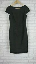 CUE Pencil Dress Sz 6 Black Work, Office, Corporate