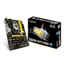 Biostar TB250-BTC PRO 12 GPU Mining Motherboard LGA 1151