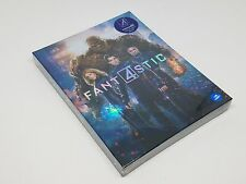 Fantastic Four 4 Blu-ray SteelBook KimchiDVD Collection No.7 [Korea]