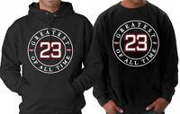 23 Jordan Sweatshirt Chicago bulls Michael Legend GOAT Basketball Mens hoodie