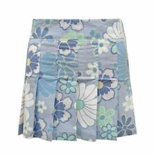 Gonne e minigonne da donna trapezio blu