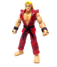 "Rare Jazzwares STREET FIGHTER - KEN 6"" video game figure, not boxed"