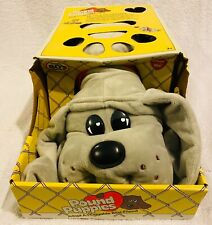 POUND PUPPIES ADOPT A CLASSIC PLUSH ALL GREY NEW IN BOX Hasbro