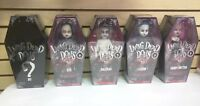 Mezco Toys Living Dead Dolls 20th Anniversary Set of 5 w/ Mystery Doll Series 35