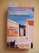 NADINE GORDIMER - UN OSPITE D'ONORE - FELTRINELLI - 1992