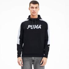 PUMA Modern Sportswear Men's Hoodie Authentic Brand Pullover Sweatshirt