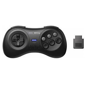 8Bitdo M30 2.4G Wireless Gamepad For Original Sega Genesis Sega Mega Drive