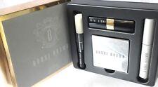 Bobbi Brown Full Size Pretty Effortless Eye Cheek Lip Kit Smokey Mascara Kit Nib