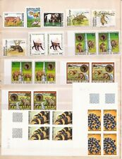 New listing African/Oceania Wildlife Stamps- Different Countries w/Unlisted imperf varieties
