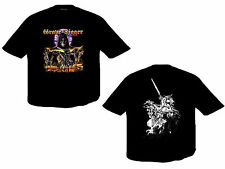 Grave Digger Knights of the Cross T-SHIRT-PLUS SIZE XXXXXL - 5xl-übergöße