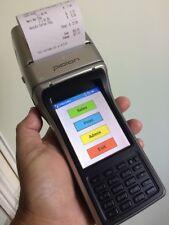 Bluebird Pidion BIP-1300 mobile transaction terminal and Mini Pos Sales Software