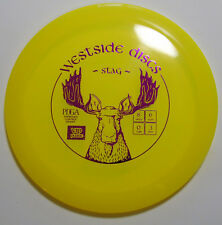 170g Westside Stag Vip Disc Golf Fairway Driver Yellow