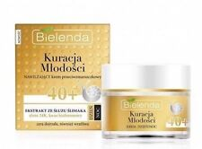 Bielenda Rejuvenating Anti-wrinkle Cream 40 Snail Slime Extract 24k Gold 50ml