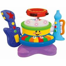 Big Steps Groove 5-in-1 Musical Band