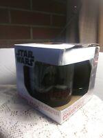 "Disney Star Wars 20oz Ceramic Coffee Mug/Tea Cup With Coaster.""Darth-Vader"" New"
