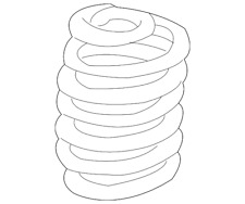 Genuine GM Coil Spring 15182559