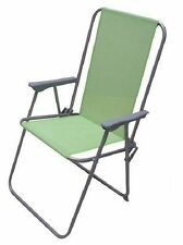 FOLDING GARDEN CHAIR PATIO DECK BBQ PICNIC FOLDABLE SEAT RELAX OUTDOORS