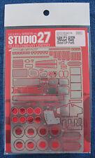 Studio27 1/24 McLaren F1 GTR Short Tail Detail-Up Parts Sealed Package Fujimi
