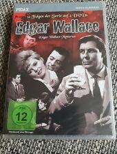 Edgar Wallace Mysteries / 12 Folgen / 4 DVDs / NEU