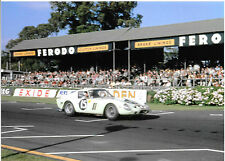 UDT LAYSTALL FERRARI 250 GTO INNES IRELAND KEN GREGORY 1962 GOODWOOD TT