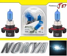Nokya 7000K White 9008 H13 Nok7227 60/55W Head Light Bulb High Low Dual Beam OE