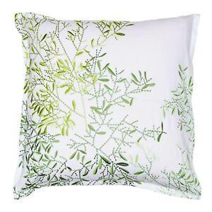 Pascale Green European Pillowcase