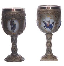 Caliz Templario Medieval Copa Caballero