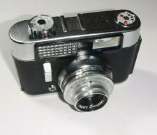 Vintage Voigtlander Vito CD Camera with LANTHAR 2,8 / 50 Lens