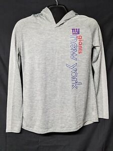 New York Giants Majestic NFL Pullover Hoodie Adult New CLEARANCE