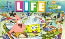 The Game Of Life Game Spongebob Squarepants Replacement Parts & Pieces 2005 MB