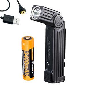 Fenix WT25R 1000 Lumen Rechargeable Pivoting Work Flashlight