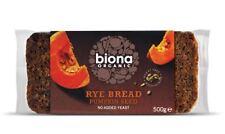 Biona Rye Bread [500g]  (3 Pack)