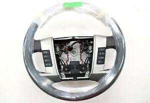 NEW OEM Ford Steering Wheel Leather AA8Z-3600-EB Flex 3.5L w/ Sync & Nav 2010-12