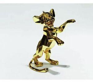 simba Le Roi Lion Figurine Orlinski Simba disneyland neuf officiel