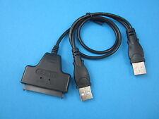 "Festplatten-Adapter SATA USB 2.0 auf SATA 2,5"" Adapter Adapterkabel Wandler"