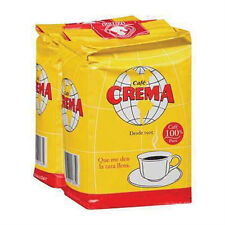 Six (6) Bags of Cafe Crema Coffee 14 oz - Seis (6) Bolsas 14 oz de Cafe Crema