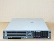 HP ProLiant DL380 G5 2x Intel Quad-Core E5405 2Ghz 4Gb RAM 4x 146Gb 10k SAS