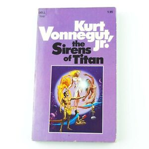 KURT VONNEGUT The Sirens of Titan (1970, Dell, Paperback, 25th Printing 1976)
