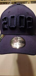 Houston Texans NFL New Era Established 2002 39thirty stretch-fit hat S/M