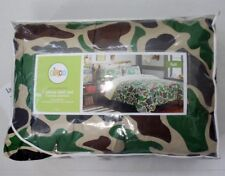 Circo Camo Camouflage Print Collection 7 Piece Bed Set Size Full